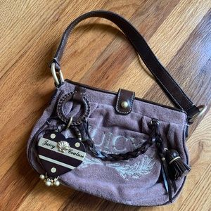 Juicy Couture | Shoulder Bag | Purse | Tan/Brown